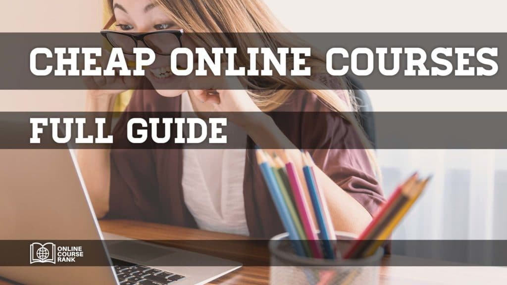 Cheap Online Course