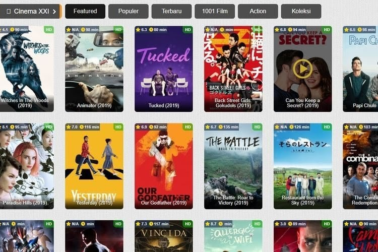 Benefits About Online Movies