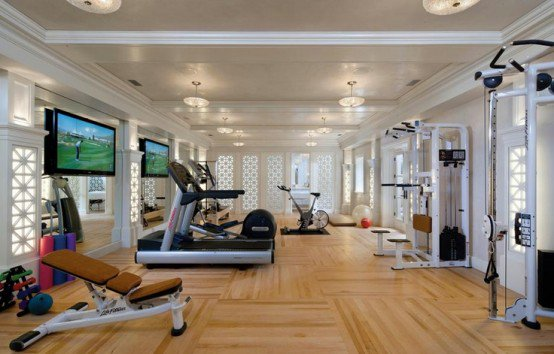 New Gym Equipment Can Add Health Benefits